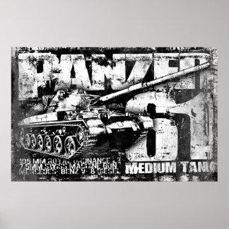 Panzer 61 Poster