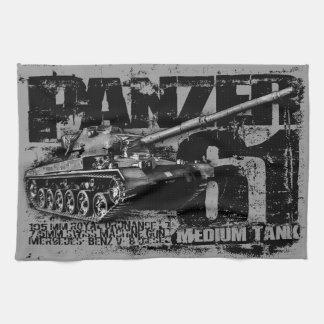 Panzer 61 Towels