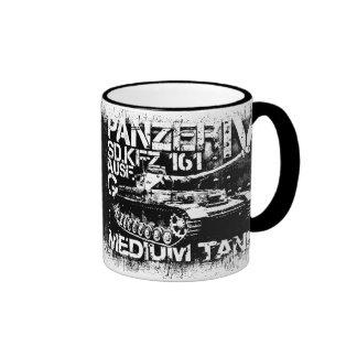 Panzer IV 11 oz Ringer Mug