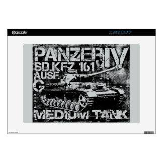"""Panzer IV 15"""" Laptop For Mac & PC Skin Skin For Laptop"""