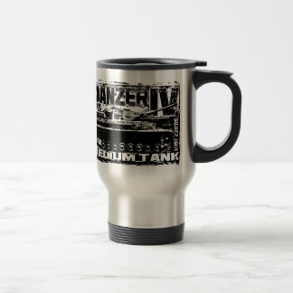 Panzer IV 15 oz Travel/Commuter Mug