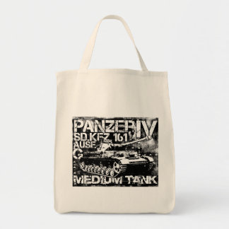 Panzer IV Grocery Tote