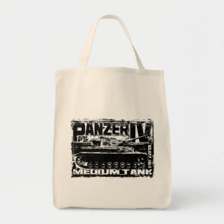 Panzer IV Grocery Tote Grocery Tote Bag