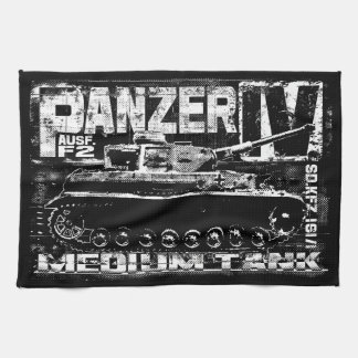 Panzer IV Kitchen Towels