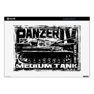 Panzer IV Laptop Decal