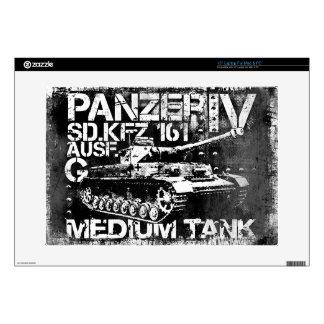 Panzer IV Laptop Skins