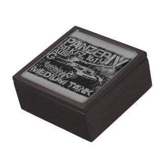 "Panzer IV Medium (3"" X 3"") Gift Box"