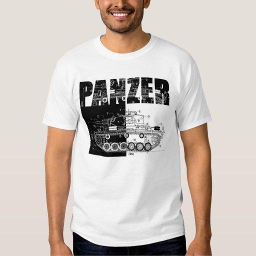 panzer tee shirt