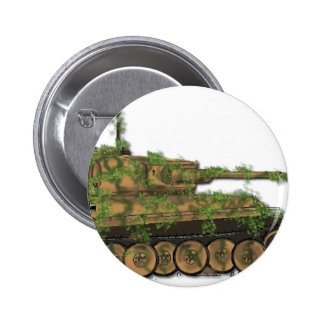 Panzer VI Tiger89 Pin Redondo De 2 Pulgadas