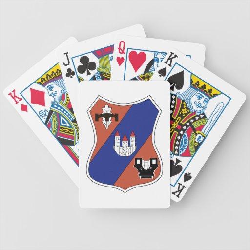 Panzerpionierkompanie 10 playing cards