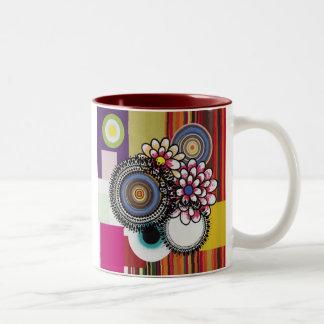 PAOLA DESIGN 1 Two-Tone COFFEE MUG
