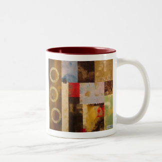 PAOLA DESIGN 4 Two-Tone COFFEE MUG