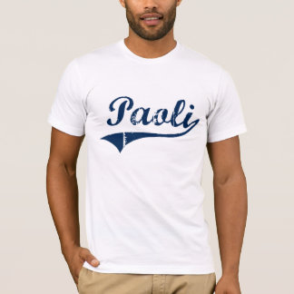 Paoli Pennsylvania Classic Design T-Shirt