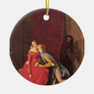 Paolo and Francesca Ornaments