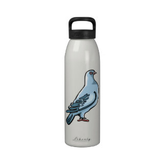 Paolo Pigeon.png Drinking Bottle
