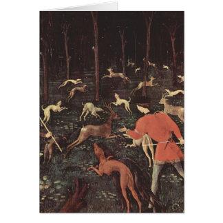 Paolo Uccello Art Card
