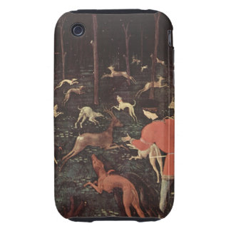 Paolo Uccello Art iPhone 3 Tough Covers