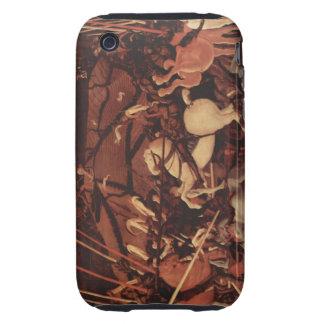 Paolo Uccello Art Tough iPhone 3 Case