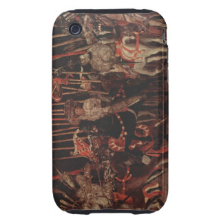 Paolo Uccello Art Tough iPhone 3 Covers