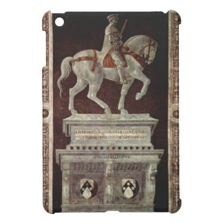 Paolo Uccello: Equestrian Monument, John Hawkwood iPad Mini Covers
