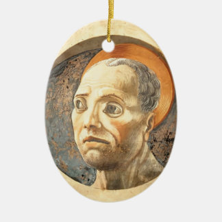 Paolo Uccello: Head of Prophet Ornaments