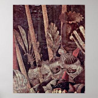 Paolo Uccello - pecado original Poster