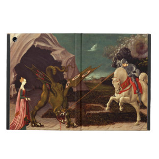 PAOLO UCCELLO - Saint George and the Dragon 1470 Cover For iPad Air