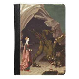 PAOLO UCCELLO - Saint George and the Dragon 1470 iPad Air Case