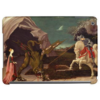 PAOLO UCCELLO - Saint George and the Dragon 1470 iPad Air Cases