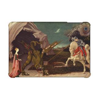 PAOLO UCCELLO - Saint George and the Dragon 1470 iPad Mini Retina Case