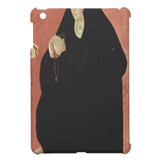Paolo Uccello- Saintsandtwochildren iPad Mini Cover