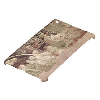 Paolo Uccello: Scene of peace offerings iPad Mini Cover