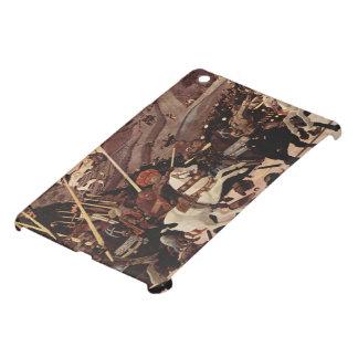 Paolo Uccello- The Battle of San Romano iPad Mini Cases