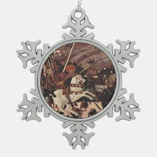 Paolo Uccello- The Battle of San Romano Ornaments