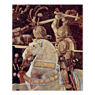 Paolo Uccello - The leader of the Florentine Posters
