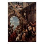 Paolo Veronese- Adoration of the Magi Card