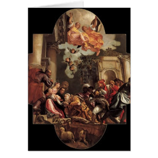 Paolo Veronese- Adoration of the Magi Cards