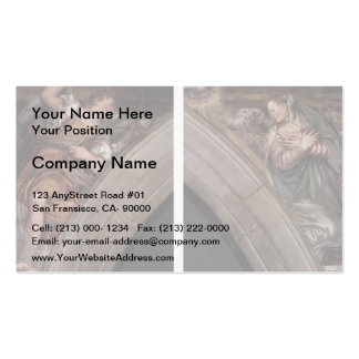 Paolo Veronese: Annunciation Business Card
