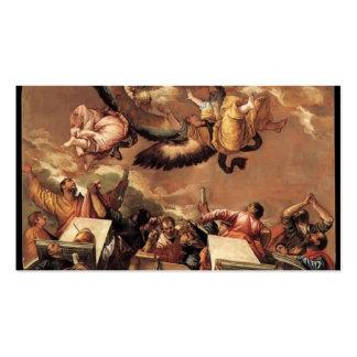 Paolo Veronese- Assumption Business Card