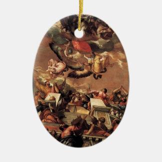 Paolo Veronese- Assumption Christmas Tree Ornaments