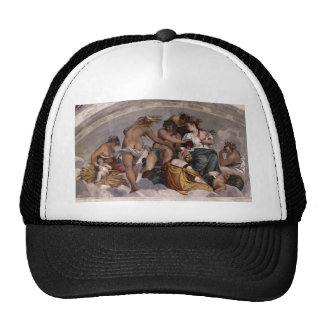 Paolo Veronese: Bacchus and Ceres Trucker Hat