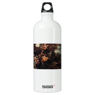 Paolo Veronese- Baptism and Temptation of Christ SIGG Traveler 1.0L Water Bottle