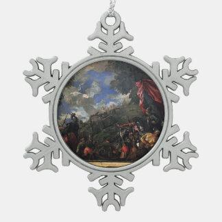 Paolo Veronese- Conquest of Smyrna Ornament