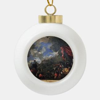 Paolo Veronese- Conquest of Smyrna Ornaments
