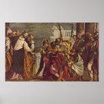 Paolo Veronese - Cristo y centurión de Capernaum Impresiones