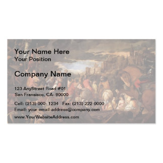 Paolo Veronese- Crucifixion Business Cards