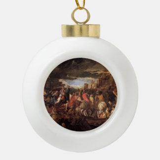 Paolo Veronese- Crucifixion Ornaments