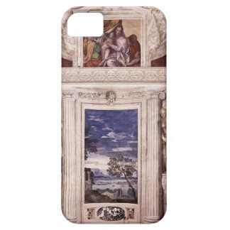 Paolo Veronese: End wall of the Stanza del Cane iPhone 5 Covers