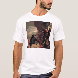 Paolo Veronese- Esther Crowned by Ahasuerus T-Shirt