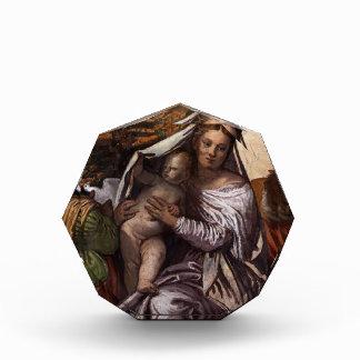 Paolo Veronese Holy Family StCatherine Infant John Award